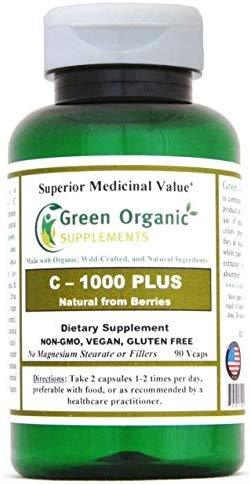 green nutritionals organic vitamin c