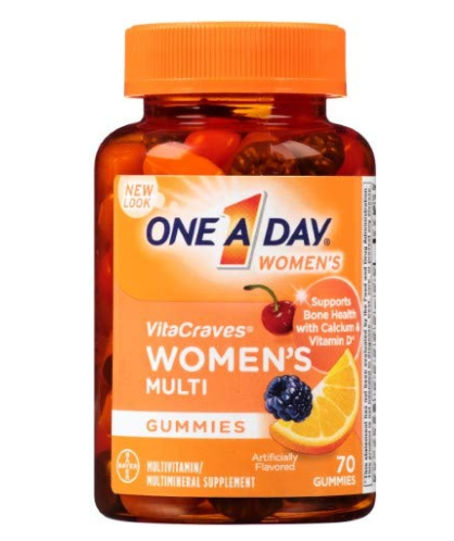 one a day women multivitamin