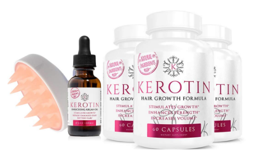 kerotin hair growth formula