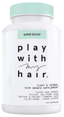 play with hair supplement