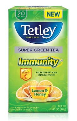 tatley super green tea