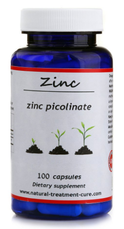 zinc picolinate for hair growth