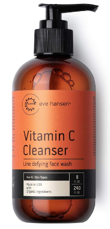eve hansen vitamin c cleasner